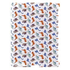 Dinosaurs pattern Apple iPad 3/4 Hardshell Case (Compatible with Smart Cover)