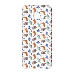 Dinosaurs Pattern Samsung Galaxy S8 Hardshell Case