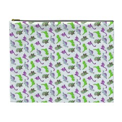 Dinosaurs pattern Cosmetic Bag (XL)