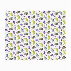 Dinosaurs pattern Small Glasses Cloth