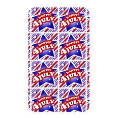 Happy 4th Of July Theme Pattern Memory Card Reader