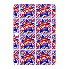 Happy 4th Of July Theme Pattern Samsung Galaxy Tab Pro 10.1 Hardshell Case