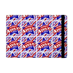 Happy 4th Of July Theme Pattern iPad Mini 2 Flip Cases
