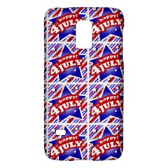 Happy 4th Of July Theme Pattern Galaxy S5 Mini