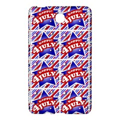 Happy 4th Of July Theme Pattern Samsung Galaxy Tab 4 (8 ) Hardshell Case