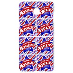 Happy 4th Of July Theme Pattern Samsung C9 Pro Hardshell Case