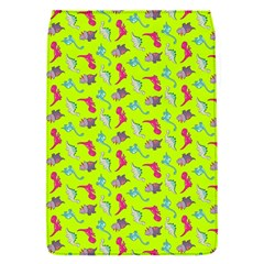 Dinosaurs pattern Flap Covers (S)