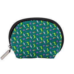Dinosaurs pattern Accessory Pouches (Small)