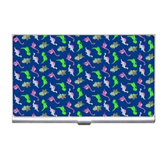 Dinosaurs pattern Business Card Holders