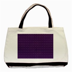 Pattern Basic Tote Bag (Two Sides)