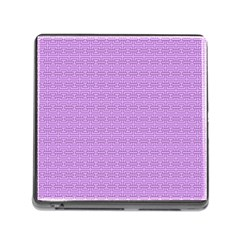 Pattern Memory Card Reader (Square)
