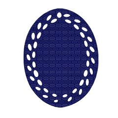 Pattern Ornament (Oval Filigree)