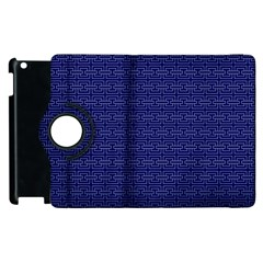 Pattern Apple iPad 3/4 Flip 360 Case