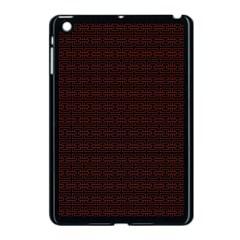Pattern Apple iPad Mini Case (Black)
