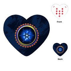 Power Core Playing Cards (heart)
