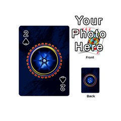 Power Core Playing Cards 54 (Mini)