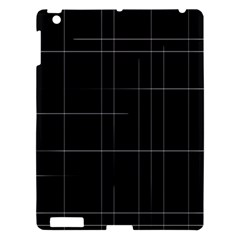Constant Disappearance Lines Hints Existence Larger Stricter System Exists Through Constant Renewal Apple iPad 3/4 Hardshell Case