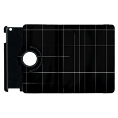 Constant Disappearance Lines Hints Existence Larger Stricter System Exists Through Constant Renewal Apple iPad 3/4 Flip 360 Case