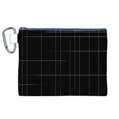 Constant Disappearance Lines Hints Existence Larger Stricter System Exists Through Constant Renewal Canvas Cosmetic Bag (XL)