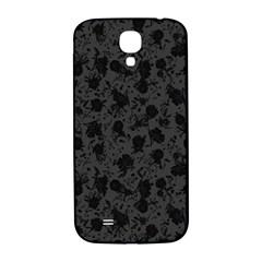 Floral pattern Samsung Galaxy S4 I9500/I9505  Hardshell Back Case