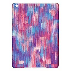 Vertical Behance Line Polka Dot Blue Green Purple Red Blue Small iPad Air Hardshell Cases