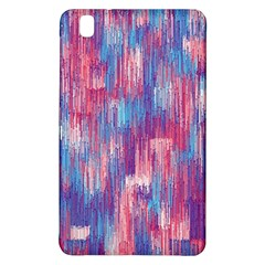 Vertical Behance Line Polka Dot Blue Green Purple Red Blue Small Samsung Galaxy Tab Pro 8.4 Hardshell Case