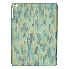 Vertical Behance Line Polka Dot Grey iPad Air Hardshell Cases