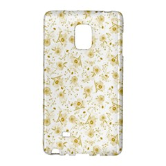 Floral pattern Galaxy Note Edge