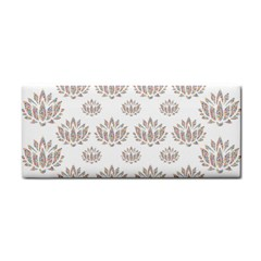 Dot Lotus Flower Flower Floral Cosmetic Storage Cases