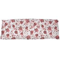 Floral pattern Body Pillow Case Dakimakura (Two Sides)
