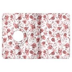 Floral pattern Kindle Fire HDX Flip 360 Case