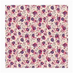 Floral pattern Medium Glasses Cloth