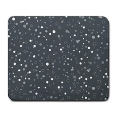 Dots pattern Large Mousepads