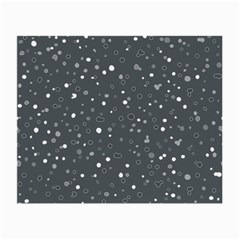 Dots pattern Small Glasses Cloth (2-Side)