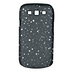 Dots pattern Samsung Galaxy S III Classic Hardshell Case (PC+Silicone)