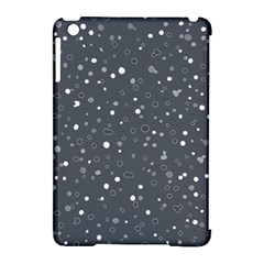 Dots pattern Apple iPad Mini Hardshell Case (Compatible with Smart Cover)