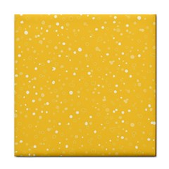 Dots pattern Tile Coasters