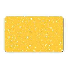 Dots pattern Magnet (Rectangular)