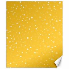 Dots pattern Canvas 20  x 24