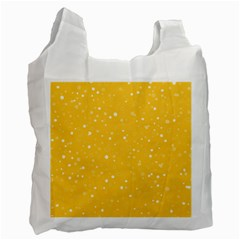 Dots pattern Recycle Bag (Two Side)