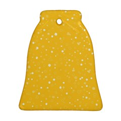 Dots pattern Bell Ornament (Two Sides)