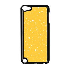 Dots pattern Apple iPod Touch 5 Case (Black)