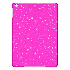 Dots pattern iPad Air Hardshell Cases