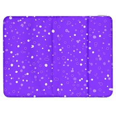 Dots pattern Samsung Galaxy Tab 7  P1000 Flip Case