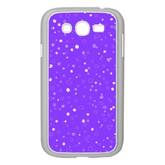 Dots pattern Samsung Galaxy Grand DUOS I9082 Case (White)
