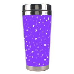 Dots pattern Stainless Steel Travel Tumblers