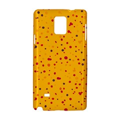 Dots pattern Samsung Galaxy Note 4 Hardshell Case