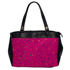 Dots pattern Office Handbags