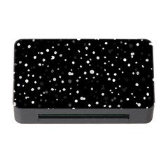 Dots pattern Memory Card Reader with CF