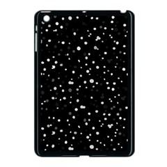 Dots pattern Apple iPad Mini Case (Black)
